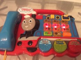 Vtech Thomas - calling all friends phone for age 2+