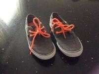 Next size 1 shoes