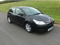 2005 CITROEN C4 1.4i SX * 5 DOOR* 1 OWNER FROM NEW* GENUINE CORRECT MILES* AS NEW THROUGHOUT*
