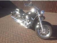 Kawasaki VN900 Classic for sale in MINT condition only 913 miles