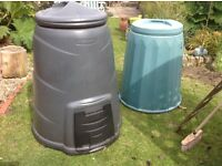FREE 2 compost bins
