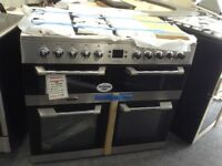 Leisure cuisinemaster 100cm range cooker. £799 RRP £1055 new/graded 12 month Gtee