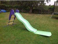Great wavy big slide - kids love it!