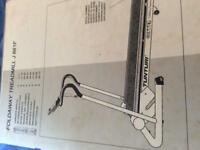 TUNTURI Foldaway Treadmill