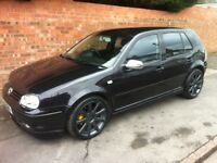 VW GOLF 1.4L 2002 REG, LONG MOT, FULL SERVICE HISTORY, HPi CLEAR, NICE SPEC WITH ALLOYS & AIR CON