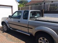Nissan Navara 2.5DI King Cab Pick-Up Truck