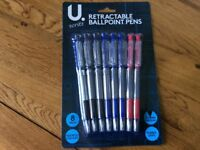 Brand new pens