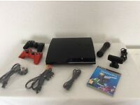 PlayStation 3 in Perfect Condition with 33 games
