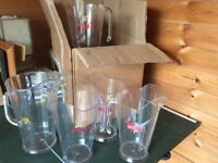 Pimm's Tent accessories for a wedding