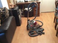 Vacuum cleaner and hand held cleaner
