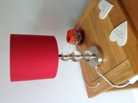 Laura Ashley Table Lamp and Shade