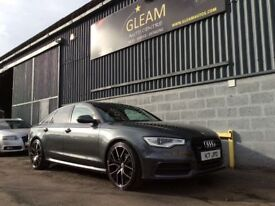 2013 Audi A6 2.0 Tdi S-Line Auto Black Edition Styling STUNNING Car Only 38k FINANCE AVAILABLE