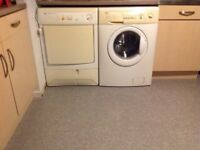 Zanussi washing machine.