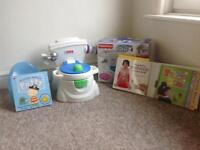 Child's Musical Potty with Pirate Pete's Potty Book, Diary and Reward Chart
