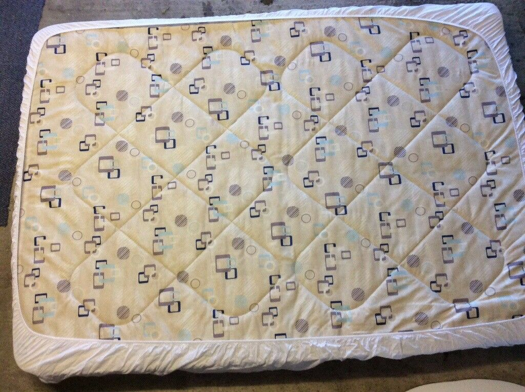 Spare double mattress in good condition. No longer required.