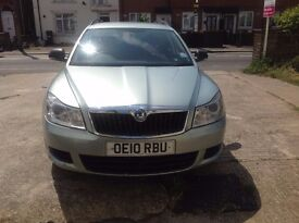 Skoda Octavia 1.6 Diesel Estate 2010 (new engine replacement with 70,000 milleage only)