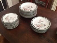 Denby Romance dinner and tea service . Excellent condition . 60 pieces