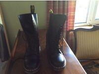 Ladies Doc Marten Boots - size 6