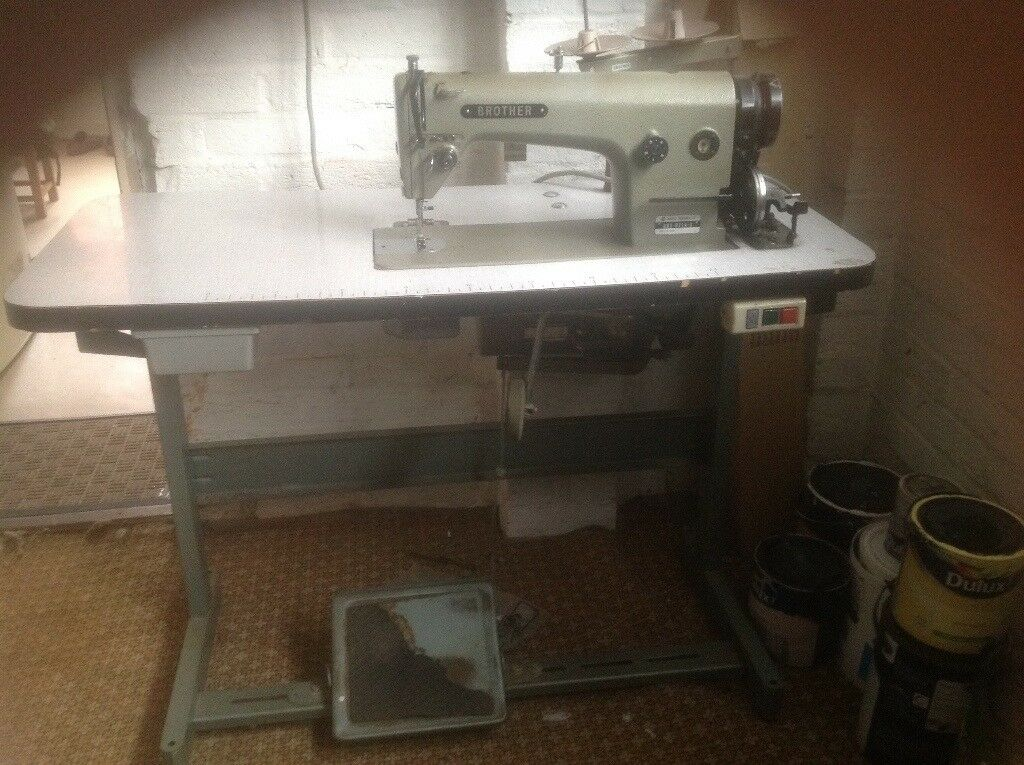 Brother Industrial Sewing Machine Good Working Order In Harlow Adorable Gumtree Industrial Sewing Machine For Sale