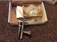 Bathroom basin tap new
