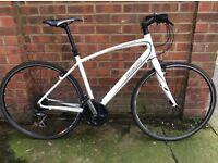 Specialized Sirrus Sport hybrid bicycle