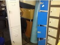 Used 4 door locker