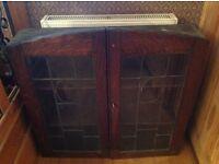 Antique cabinet in need of TLC/ refurbishment