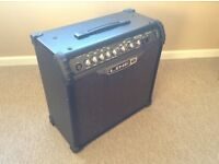 Line 6 spider 3 guitar amp
