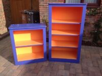 Shelf shelves storage unit nice home furniture colourful new home good condition sheld chabby chic