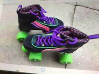 Girls Rio Roller Boots Size 2