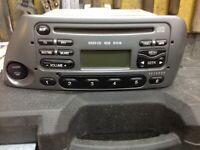 Ford Ka cd/radio 6000cd