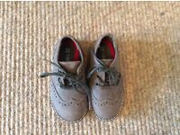 Boys shoes size 6, never worn