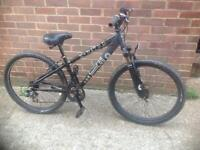X Rated Mountain/Jump Bike 21 Speed Front Disc for sale  Portslade, East Sussex