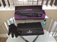 Cloud nine curling wand and accessories