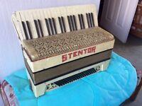 Stentor Piano Accordian German Manufacturer