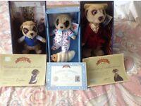 Meerkat Soft Toys