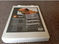 Camping Hi-gear kitchen stand with cooker