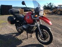 Bmw R1100GS swap 4x4 or estate