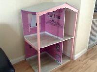 Designer dolls house