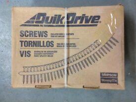 Flooring screws