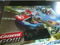 Mario Kart 8 Carrera Go Race Track - as new condition in original box RRP £54.99