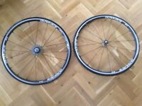 Shimano Dura Ace 7900 C24 Clinchers Wheel Set 10 Speed Shimano Freehub+New Tyres