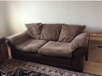 Sofa - 3 seater, good condition, moved house now surplus, so £40