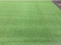 Artificial grass, brand new, £8.99 sq m 5m x 4 m only £180