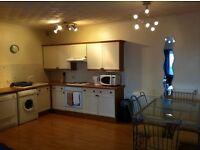 Modern Spacious 2 Bed Conversion Flat Suit Single Professional or Couple Church Street