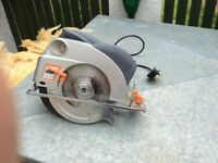 Challenge 1500W Circular Saw with Laser