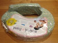 NEVER USED - My Breast Friend Nursing Pillow