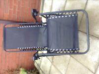 garden relaxing chair