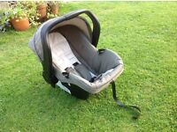 Mothercare Extreme car seat