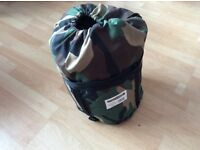 Sleeping bags (adult) camouflage pattern (£6 each or £10 for both)